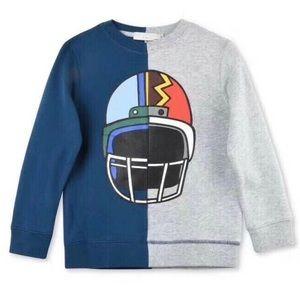 Stella McCartney 3T Toddler Boy Cotton Sweatshirt